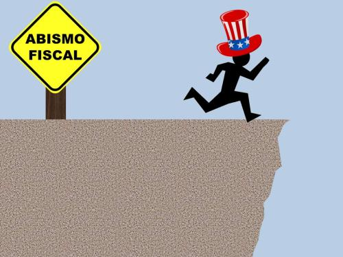 fiscal cliff US USA abismo fiscal